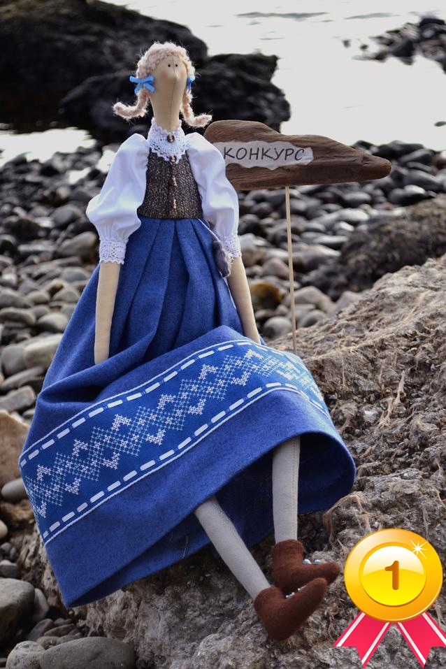 Норвежские куклы тильды